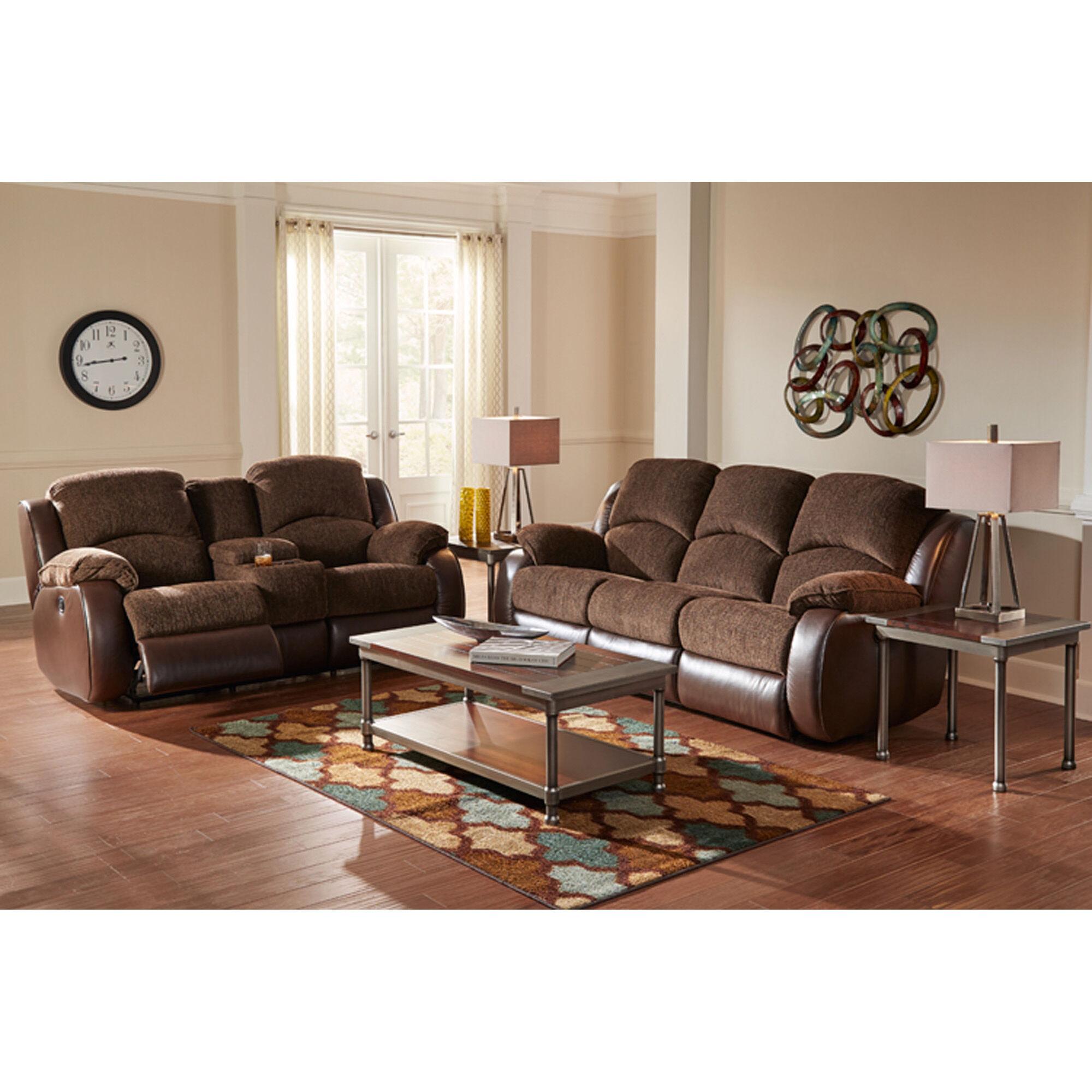Woodhaven Industries Living Room Sets 7Piece Memphis