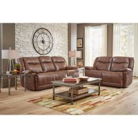 Amalfi Living Room Sets 7-Piece Barron Reclining Living ...
