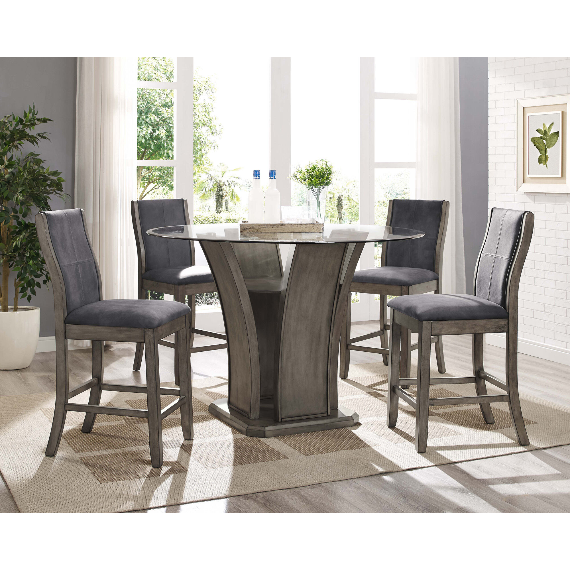 5Piece Destin Dining Room Collection
