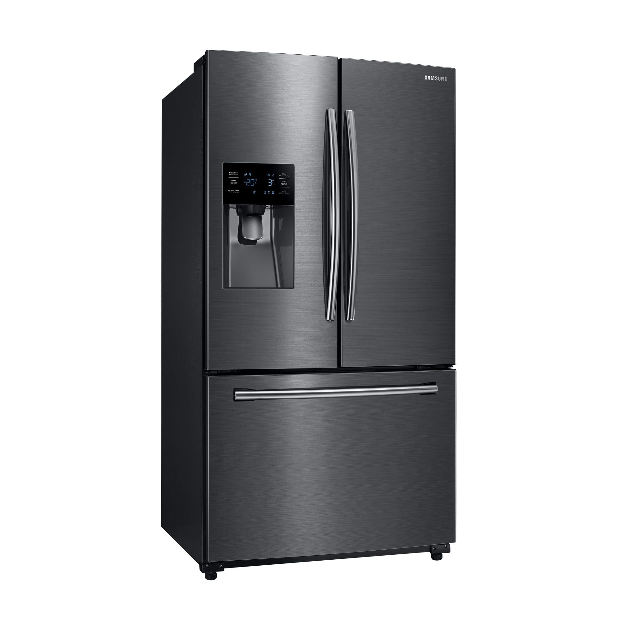 Samsung Refrigerators Samsung 25 Cu Ft French Door