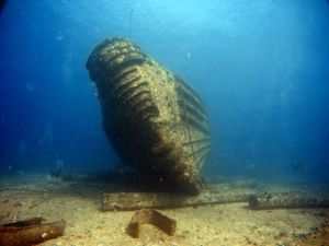 Wreck - Navy Tug (2)