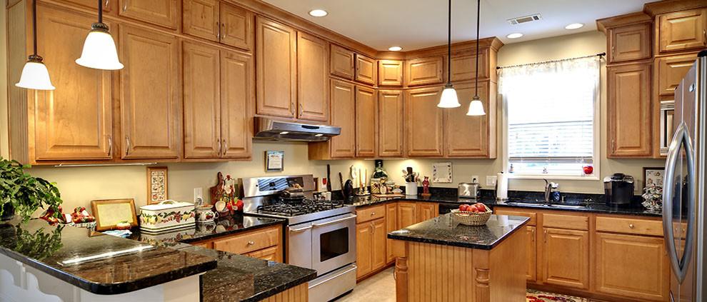 Kitchen Cabinets Refinishing