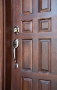 Is it Time to Refinish my Wood Front Door? | Aaron's Touch Up