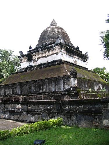 Wat Visoun Stupa