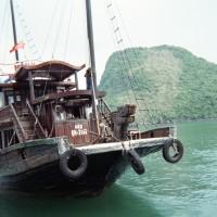 Boat at Halong Bay