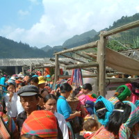 Market Day in Sapa