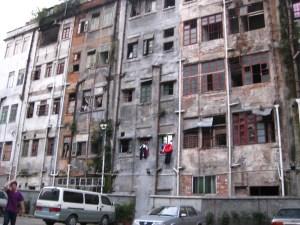 Side Street in Guangzhou
