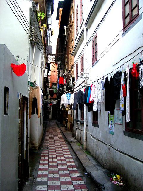 Guangzhou Alley
