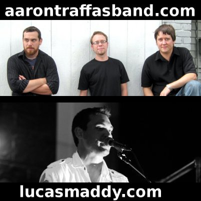 Aaron Traffas Band with Lucas Maddy