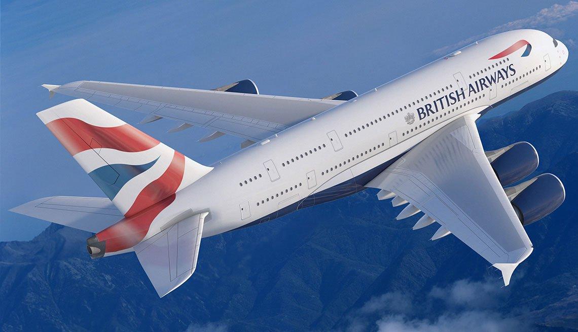 british airways discount an