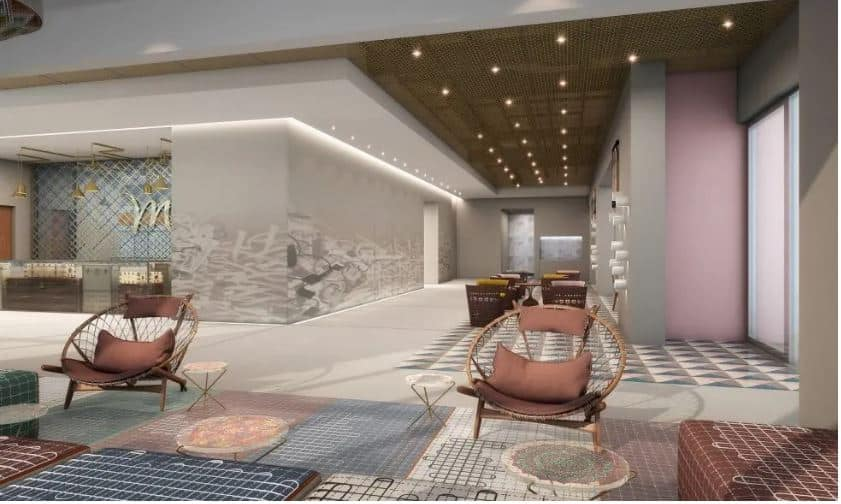 Lounge - 4 Technological solutions that shape the future of Interior Design