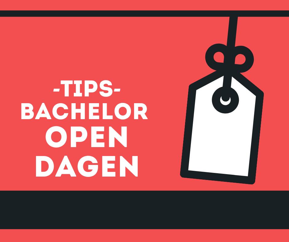 Studiekeuze – 4 tips voor Bachelor open dagen