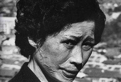 Tsyuo Kataoka, Nagasaki, 1961. Fotografía de Shomei Tomatsu