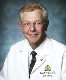 Dana K. Andersen, MD, FACS