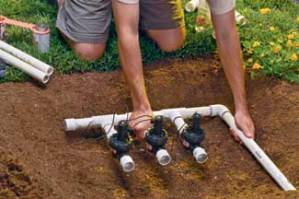Irrigation Redesign