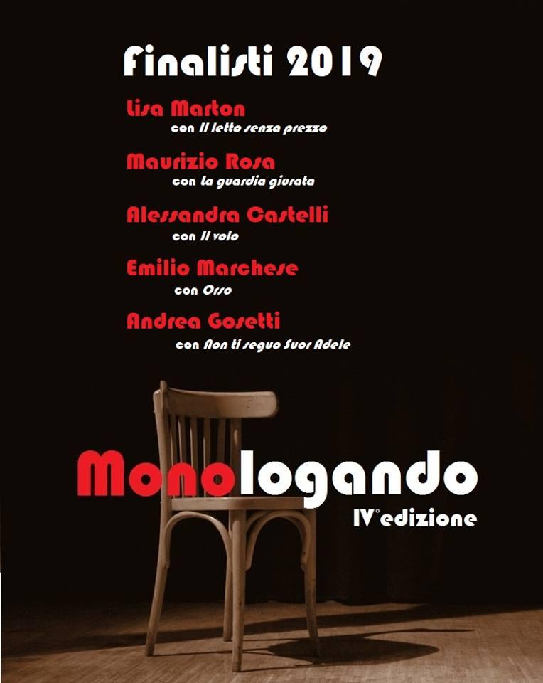 Monologando 2019 – I finalisti 3