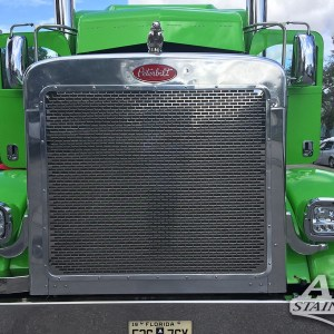 Grill Brick Model SS for PetB Peterbilt Part#: 010103.1.0.50  $445