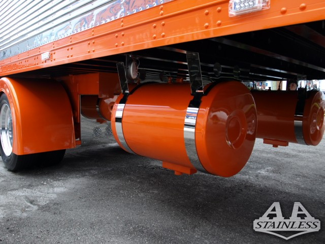 """Refer Tank Strap for Trailers. 3"""" Straight  Part#: 100010.1.0.51  $125 each   Refer Brackets for Trailers  Part#: 100010.1.0.05  $250 each"""
