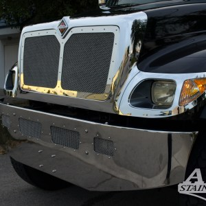 Grill Mesh SS for International CXT Part#:  040703.1.0.1  $855