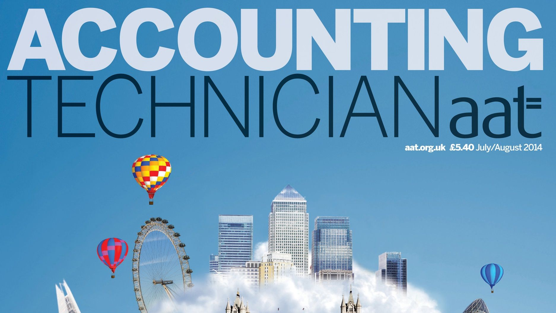 Accounting Technician magazine nominated for best Business