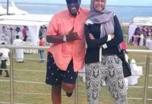 Photo of Koinange gets cosy with Somali lady, causing stir