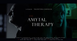 the amytal therapy