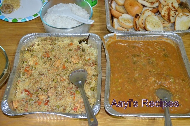 how to cook for parties with a toddler baby at home aayis recipes