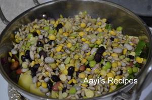 beetroot leaves-potato soup4