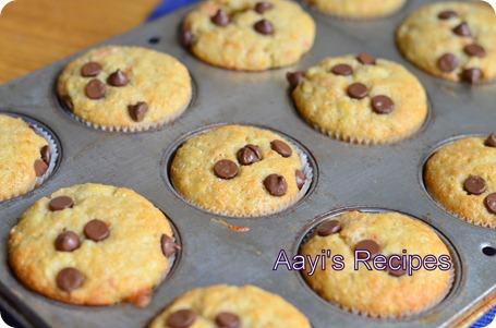 eggless bana-carr-alm muffins3