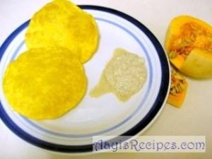 Sweet Puri(Buns)