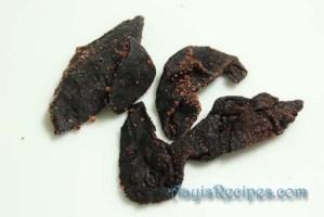 Kokum Shrimp(Sola sungat or sungta khoLu)
