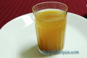 Pepper-jaggery drink(Panak/panakam)