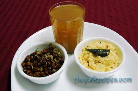 Pepper jaggery drinkpanakpanakam aayis recipes other dishes vary from temple to temple i will post recipes of other 3 dishes soon after the pooja gods idol is taken in forumfinder Image collections