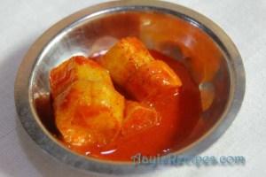 Bilimbi pickle (Bimbla nonche)
