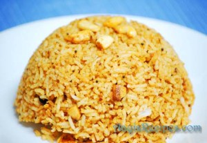 Cashew rice(Godambi anna)