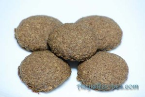 Finger millet cookies(Ragi biscuits)