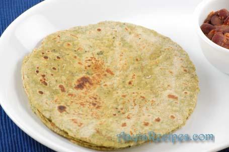peas-mint-paratha3