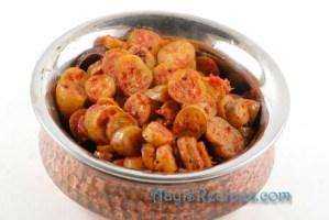 Spicy ivygourd (Tikshe tendli)