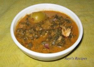 A Konkani rainy season delicacy – Alvatti