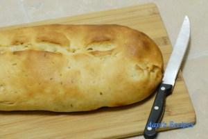 Cumin/Jeera bread