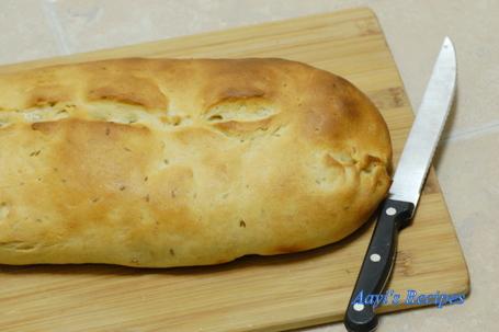 jeera bread