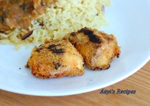 Chicken Rava Fry