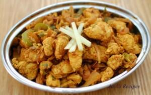 Chilli-Ginger Chicken