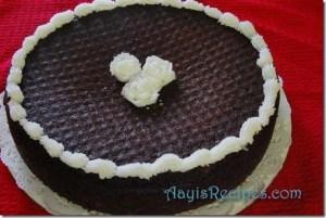 Spreading cake fever