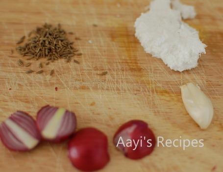 dal with garlic cumin shallot3