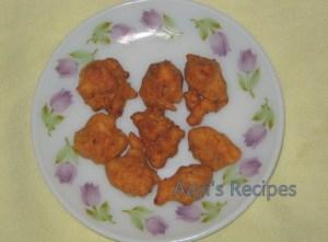 Ginger Pakoda (Alle Baje)