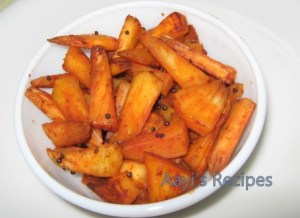 Spicy Breadfruit (Jeev Kadgi / Palapanasa Talasani)