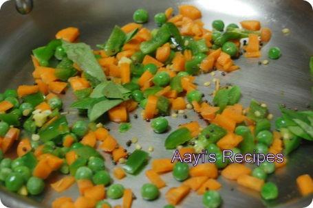 vermicelli-vegetable upma3