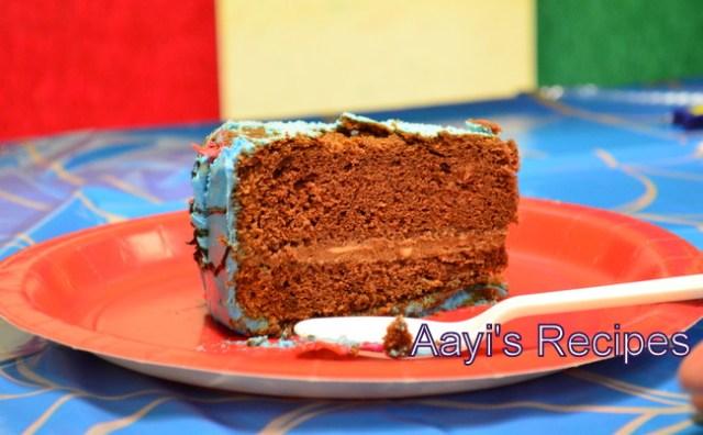 spiderman cake6