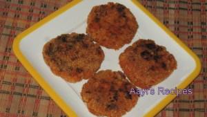 Shrimp Vada (Sungta Vade)